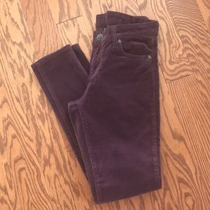 Kut From The Kloth Corduroy Jeans Sz 6